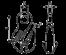 Крюк укорачивающий LYK размеры