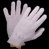 перчатки трикотажные вязаные