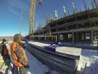 Захваты для строительной отрасли